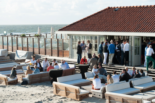 Vergaderlocatie - Beach Club